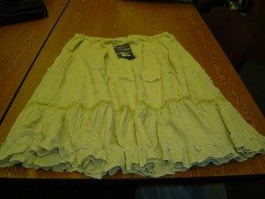 NWT sz 20 skirt Light Brown