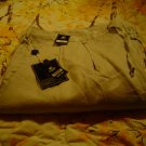 NWT sz 46 Mens Grey/Silver Dress Pants