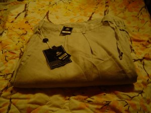 NWT sz 46 Mens Grey/Silver Dress Pants