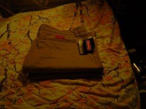 NWT sz 15 Womens tan colored pants Dickies