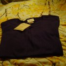 NWT sz 18/20 wide Navy Blue Blouse Kathy Lee
