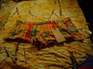 NWT sz 11 You Nique Junior Shorts