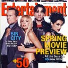 Entertainment Weekly Mag Clive Owen Jessica Alba NL