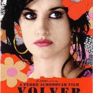 2 VOLVER Penelope Cruz Movie Promo Postcard