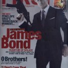 Asia Mag Daniel Craig JAMES BOND Quantum of Solace NEW!
