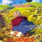 2x HOWL'S MOVING CASTLE Hayao Miyazaki Movie Postcard