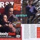 Asia Mag TWILIGHT Robert Pattinson Eva Mendes MINT!