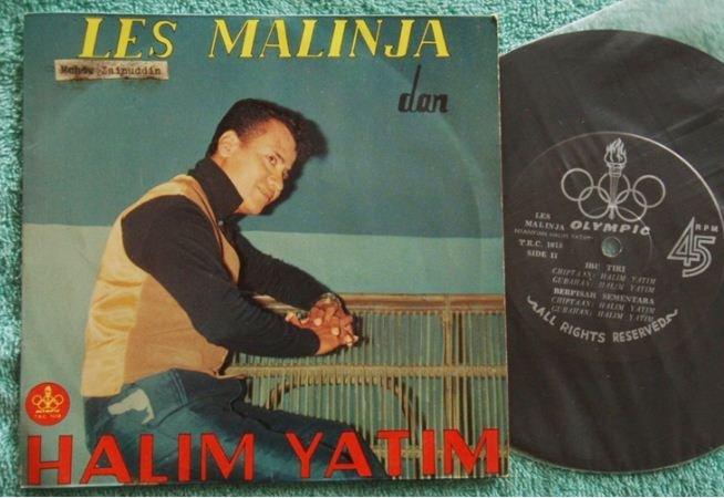 LES MALINJA & Halim Yatim Malay Garage beat EP #1018(680)