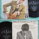 ISMAIL HARON & Maria Malay Pop Beat EMI EP #731(675)