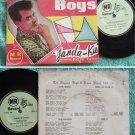 Halim Yatim & THE SANGAM BOYS Malay garage pop EP #300 (684)