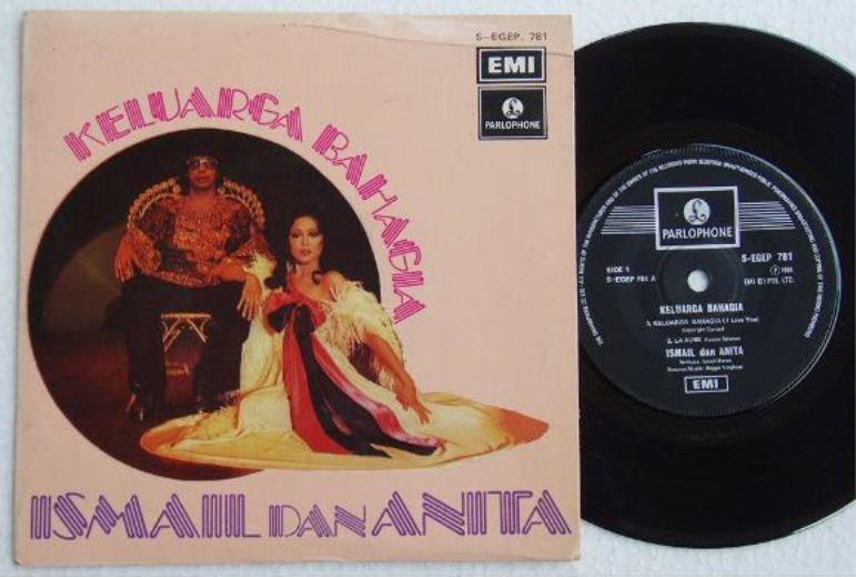 Singapore ISMAIL & ANITA (keluarga bahagia) Malay EP #781 (267)
