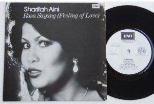 Malaysia Malay SHARIFAH AINI Rasa Sayang English promo SP (568)