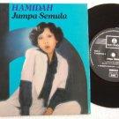 Singapore Malaysia Malay HAMIDAH pop EMI EP #806 (346)