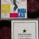 Indo TRIO BINTANG MEMET SIAMAT Malay pop Psych beat EP #BT102 (321)
