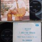 Malaysia Malay M. NOOR pop beat organ/guitar EP #ASP1802 (356)