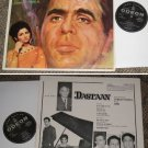 India Bollywood DASTAAN Odeon LP #4123 (170)