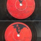 Indian Bollywood Hindi 78rpm record MH David QC1133 (133)