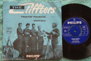 THE CLIFFTERS Twistin Patricia Philips psych SP #355266(730)