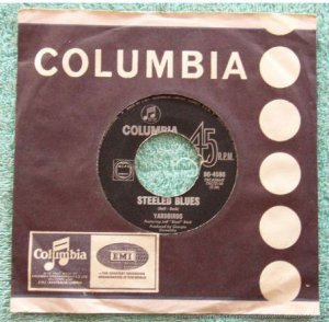 YARDBIRDS Steeled Blues/Heart Full Of Soul Australia SP #4586 (736)