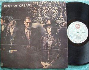 Best of CREAM Malaysia 12 inch LP #3016 (250)
