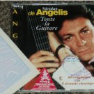 Malesia CD French Nicolas de Angelis Toute la Guitar 9006 (10)