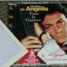Malesia CD French Nicolas de Angelis Toute la Guitar 9006 (10)