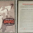 1971 USA Shito Ryu KARATE by Fumio Demura book #R2