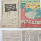 """50s Singapore Chinese comic """"Cinderella Song Book"""" -S5"""