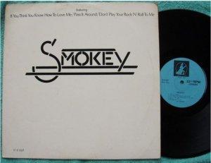 SMOKEY Malaysia 4 members cover LP #627 (130)