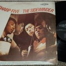 Japan THE SHARP FIVE Guitar Psych freak instr LP #1011 (174)