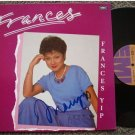 Hong Kong Chinese FRANCIS YIP signed English LP 5602 (3)