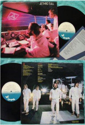 1980 JETHRO TULL UK LP 1301 (131)
