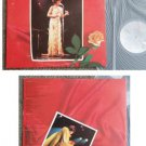 1981 SHIRLEY BASSEY 25th Anniv Japan double LP #K25P66/7 (98)