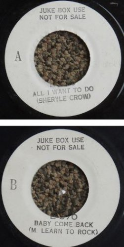 SHERYL CROW vs MLTR Malaysia jukebox promo Single (546)