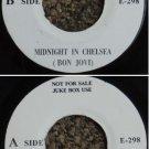 BON JOVI Midnight in Chelsea Malaysia jukebox promo E298 (532)