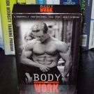 BODY OF WORK VHS VIDEO TAPE OF BODY BUILDING A TRUE STORE IN ORIGINAL PACKAGINE SHRINKWRAP NEW