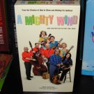 VHS VIDEO A MIGHTY WIND DIRECTOR CHRISTOPHER GUEST GENTLY USED WITH GUEST MCKEAN AND SHEARER (B53)