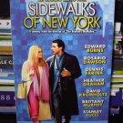 SIDEWALKS OF NEW YORK EDWARD BURNS FILM VHS GENTLY USED VIDEO COMEDY (B19)