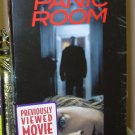 PANIC ROOM STARRING JODIE FOSTER VIDEO VHS GENTLY USED MOVIE (B27)