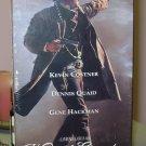 WYATT EARP VHS VIDEO BOXED SET STARRING KEVIN COSTNER DENNIS QUAID GENE HACKMAN USED MOVIE (B27)