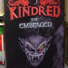 KINDRED THE EMBRACED VHS 3 VIDEO BOXED SET VAMPIRES DANGEROUS AND SEXY GENTLY USED MOVIE (B27)