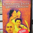 CROUCHING TIGER HIDDEN DRAGON VIDEO VHS GENTLY USED MOVIE (B27)