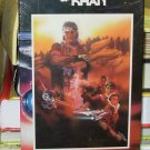 THE WRATH OF KHAN STAR TREK 2 VHS VIDEO MOVIE NEW IN ORIGINAL SHRINKWRAP (B27)