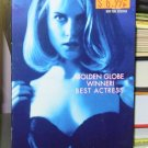 TO DIE FOR STARRING NICOLE KIDMAN VIDEO VHS MOVIE GENTLY USED BLACK COMEDY (B31)