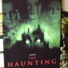 THE HAUNTING VHS VIDEO MOVIE STARRING LIAM NEESON CATHERINE ZETA JONES HORROR (B42)