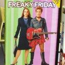 FREAKY FRIDAY VHS VIDEO MOVIE STARRING JAMIE LEE CURTIS LINDSAY LOHAN (B43)