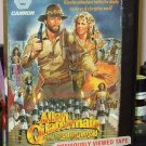 ALLAN QUATERMAIN AND THE LOST CITY OF GOLD VHS STARRING RICHARD CHAMBERLAIN SHARON STONE (B43)