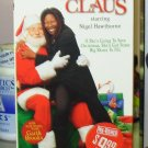 CALL ME CLAUS VHS MOVIE STARRING WHOOPIE GOLDBERG NIGEL HAWTHORNE COMEDY (B49)