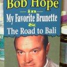 BOB HOPE 2 MOVIE SET VHS STARRING BOB HOPE BING CROSBY DOROTHY LAMOUR COMEDY (B48)