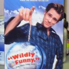 BRUCE ALMIGHTY  VHS STARRING JIM CARREY JENNIFER ANISTON COMEDY (B48)
